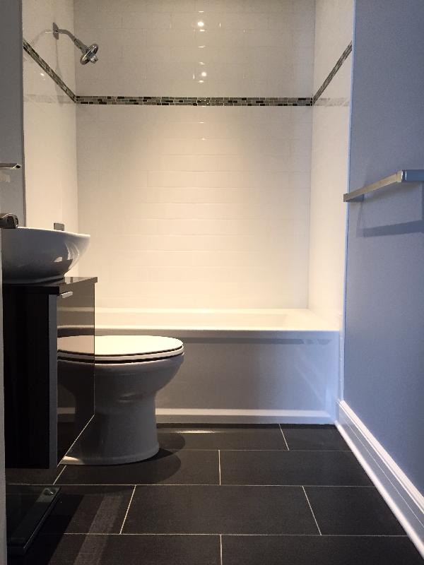 London Construction Bathroom