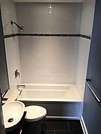 London Construction En-Suite Bathroom