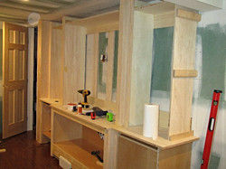Carpentry by London - Built-Ins