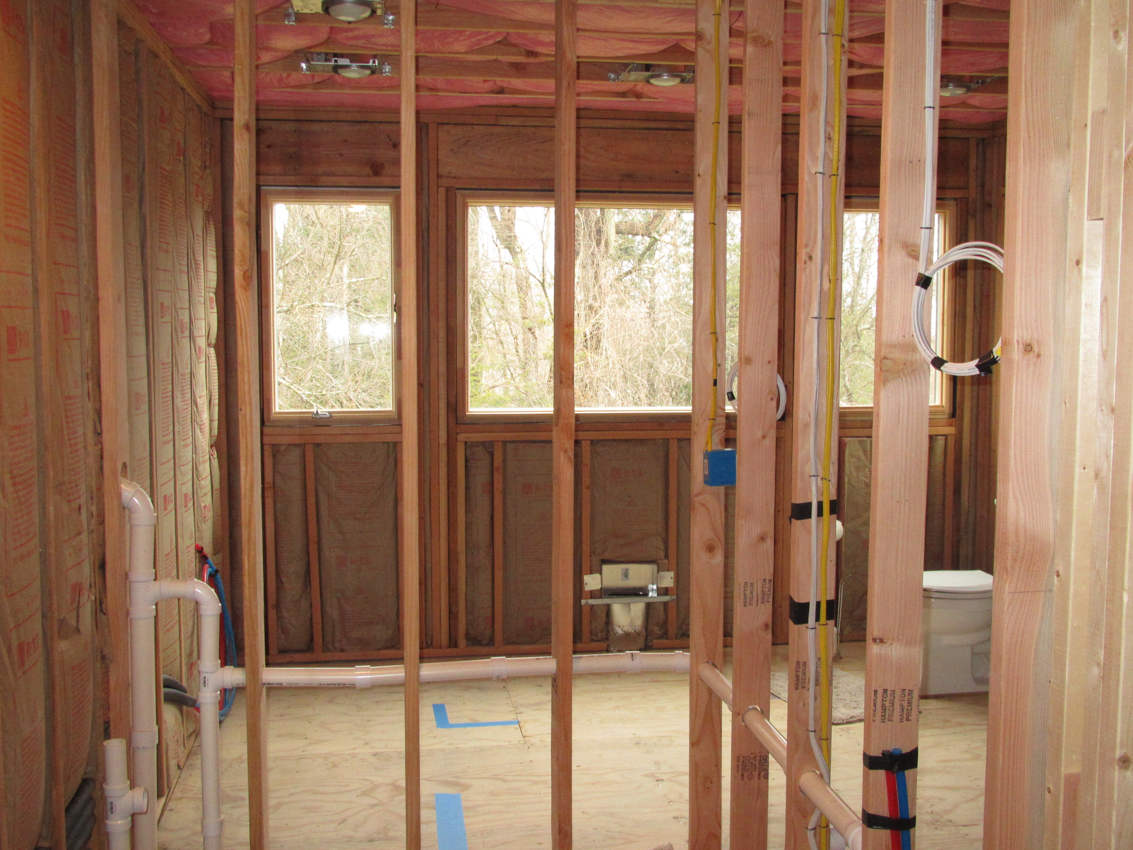 Bathroom Carpentry - Madison, NJ