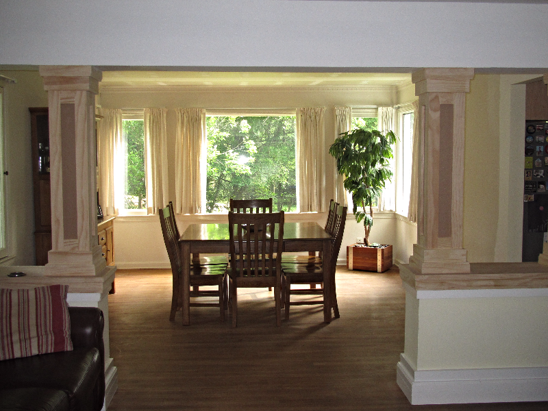 Madison Dining Room Project