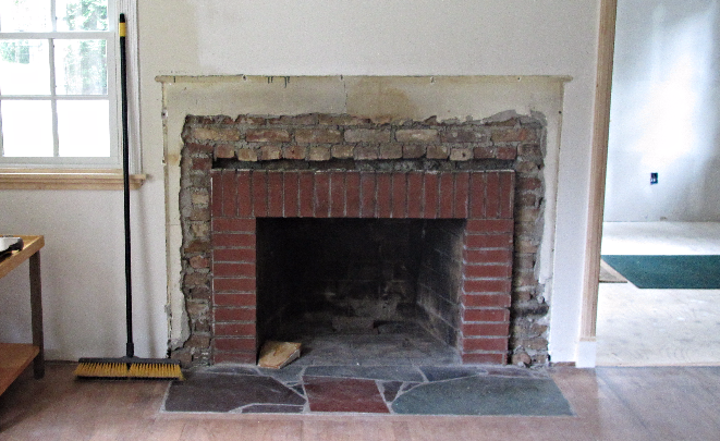 Gas Fireplace Upgrade