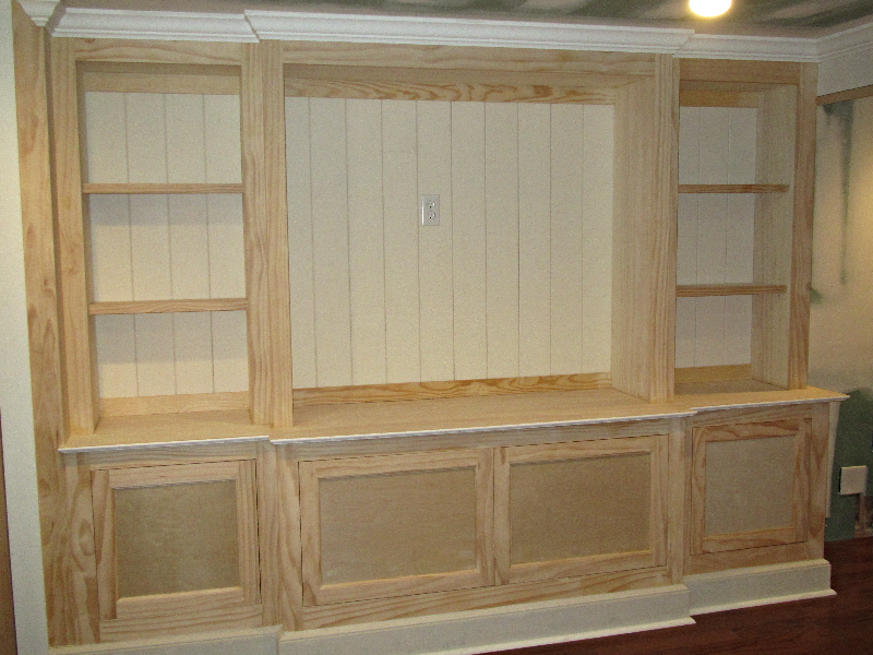 Built-In Carpentry - Madison NJ