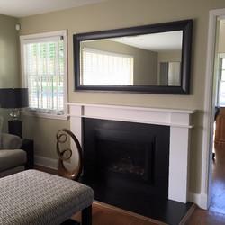 Gas Fireplace Upgrade