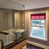 London Construction Master Bathroom Remodel
