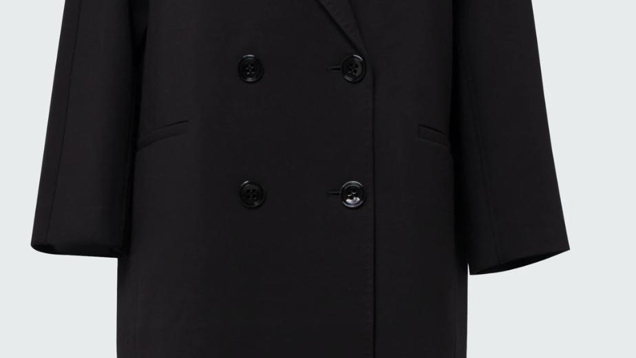 Dorothee Schumacher - Emotional Essence Coat - Pure Black