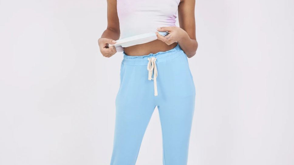 Stripe & Stare - Lounge Pant - Turquoise