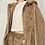 Thumbnail: Luisa Cerano - Imitation Fur Parka - Hazelnut