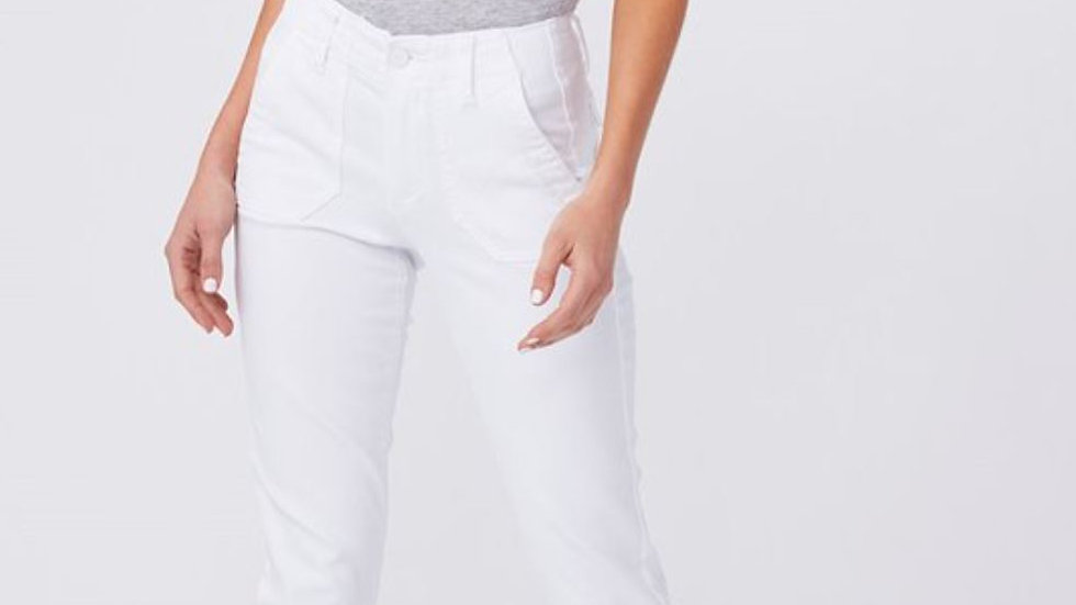 Paige - Mayslie jogger - crisp white