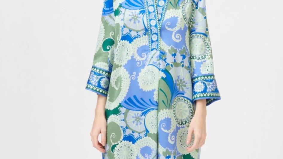 Dea Kudibal - KAMILLE - Khanga Green - Dress