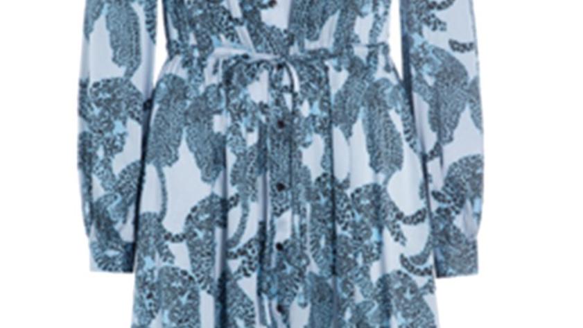 Dea Kudibal - Marly Dress – Animal