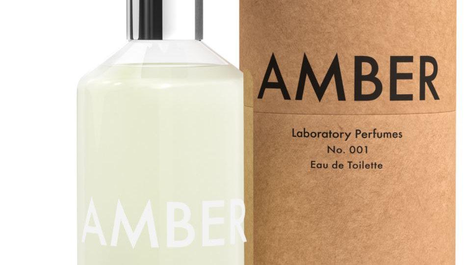 Laboratory Perfumes - Amber Eau De Toilette (100ml)