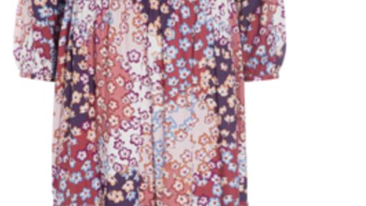 Dea Kudibal - Felica Buttoned Dress - Avalon