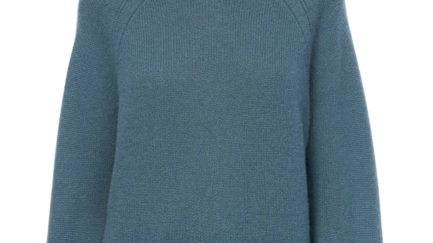 360 Cashmere - Leighton Sweater Teal