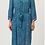 Thumbnail: allie + grace - Freya Blue Print Dress