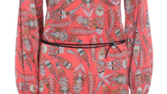 Dea Kudibal - Adela Dress - Mascarade Coral