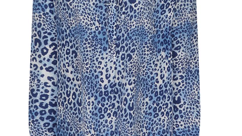 Mercy Delta - Stowe Ombre Cheetah Sea