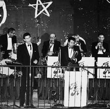 Fundraiser with Benny Hollman's Big Band, Balboa Park San Diego, CA