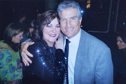 With New York's singing extraordinaire, Ann Hampton Calloway
