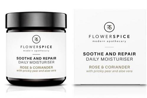 FlowerSpice | Soothe & Repair Daily Moisturiser