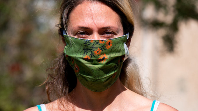 Womans Face Mask - מסיכת פנים לאישה