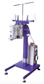 ARM-801A Çuval Ağzı Dikiş Makinesi  60 w 50 Hz motor, 1500 Devir /dk Hız 5 kg ağırlığında 5-8 saniyede bir çuval 7.5 mm dikiş boyu DNX1 25 no iğne  Portatif tek bobinli kendinden yağlamalı, zincir dikiş çuval ağzı dikiş makinası.  Kullanım alanları:  Un çuvalı,Bakliyat çuvalı,Hububat çuvalı,Kömür çuvalı,Şeker çuvalı,Jüt çuval,Kraft Paketler.