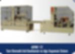 ARM-12 Tam OtomatikKoli Hazırlama, Koli Alt ve üstBantlama Sistemi