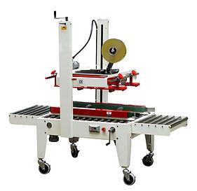 Özarma Ambalaj ARM-202 8060 Yandan Çekme Kayışlı 3 Motorlu Koli Bantlama Makinesi