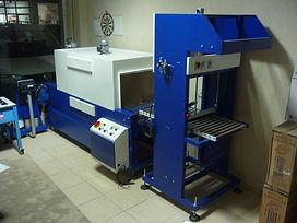 Özarma AmbalajARM-307 PE Yarı Otomatik Shrink Makinesi