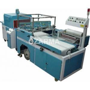 Özarma Ambalaj ARM-308 Tam Otomatik L Kesim Shrink Makinesi