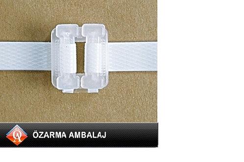 Özarma Ambalaj ARM-23 Plastik Çember Tokası