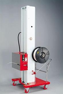 Özarma Ambalaj ARM-105V Dikey Palet Çemberleme Makinesi