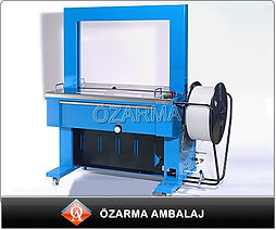 Özarma Ambalaj ARM-105 Tam Otomatik Çember Makinesi 