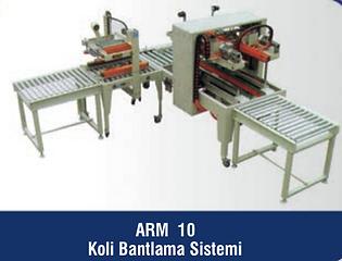 ARM-10 Koli Bantlama Sistemi