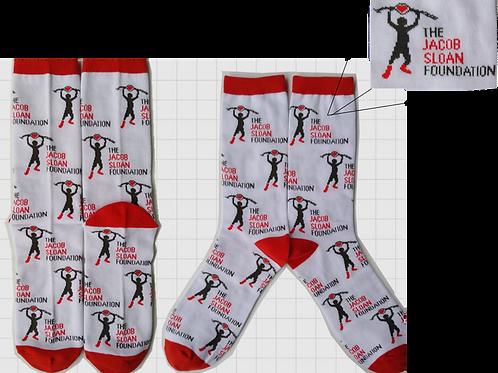 Team Jake Logo Socks