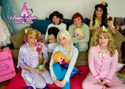 Princess Slumber Party