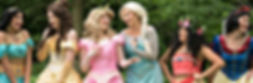 Chicago Princess Party Characters