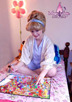 Cinderella Princess Parties