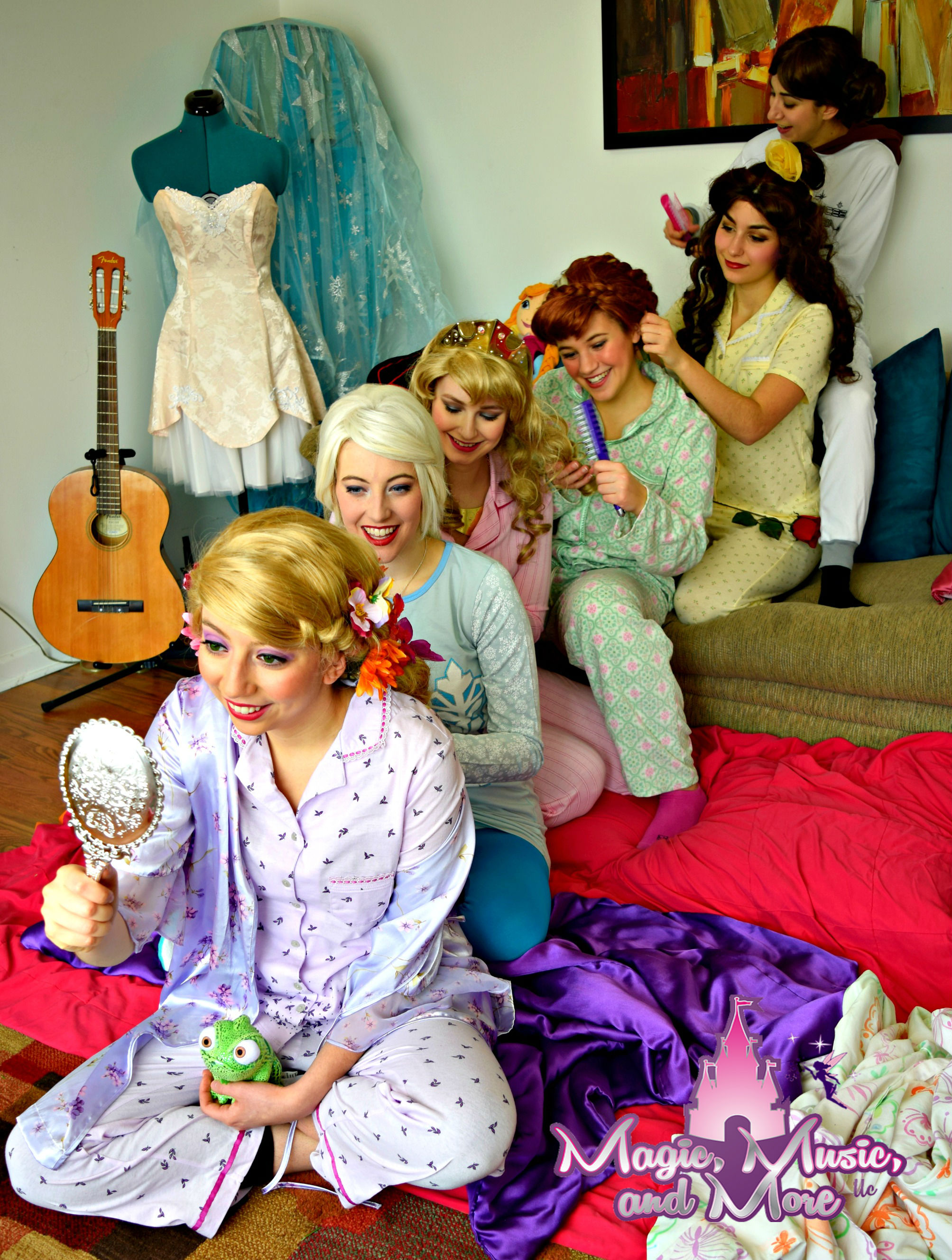 Princess Slumber Party