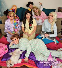 Princess Pajama Party!