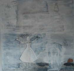 A Women's Place II - Painting