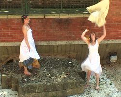 Throwing Cloth