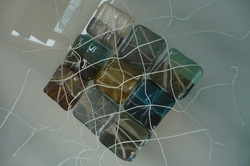 Glass Curtain in progess