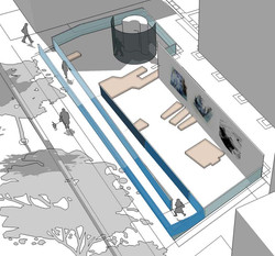 Technical Drawings for Public Art Installation