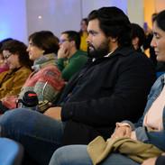 Público presente.