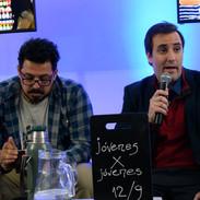 El turno de Conrado Rodríguez.