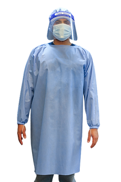 Premium_Level_2-Disposable Medical Gown.