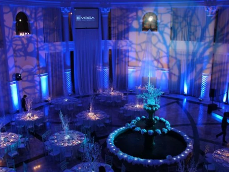 5 biggest mistakes when booking lighting for your event