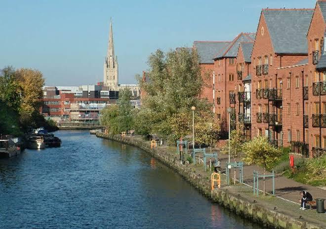 Nesse fim de ano, achei que ia ficar sem saber o quê fazer em Norwich ( Foto: The Independent)