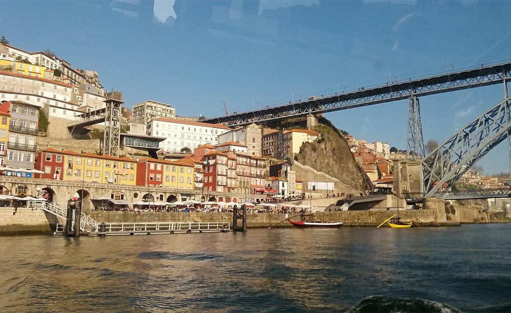 Rio Douro no Porto, Portugal, Guiga Soares